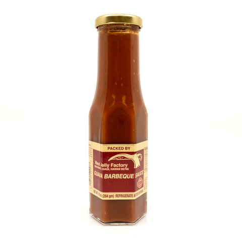 Maui Jelly Factory Guava Barbeque Sauce - Wholesale Unlimited Inc.