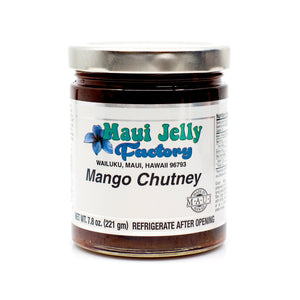 Maui Jelly Factory Mango Chutney - Wholesale Unlimited Inc.
