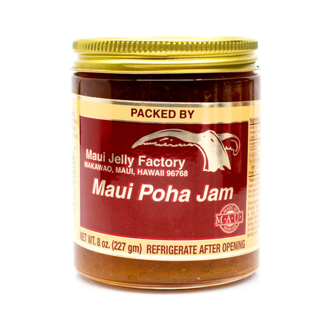 Maui Jelly Factory Poha Jam - Wholesale Unlimited Inc.