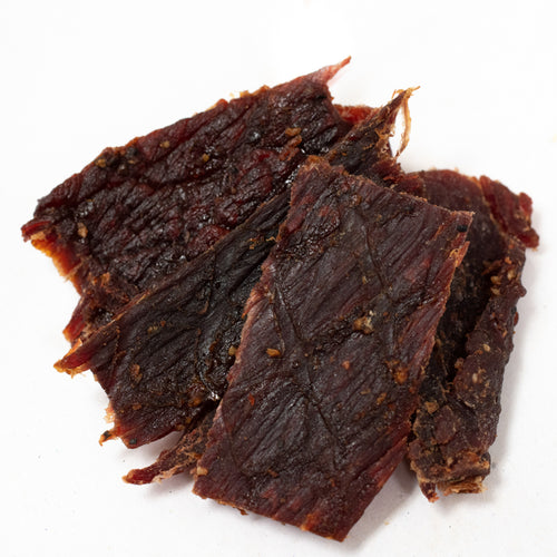 Oberto Thin Style Beef Jerky - Peppered