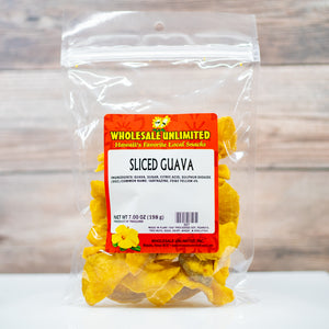 Sliced Guava - Wholesale Unlimited Inc.