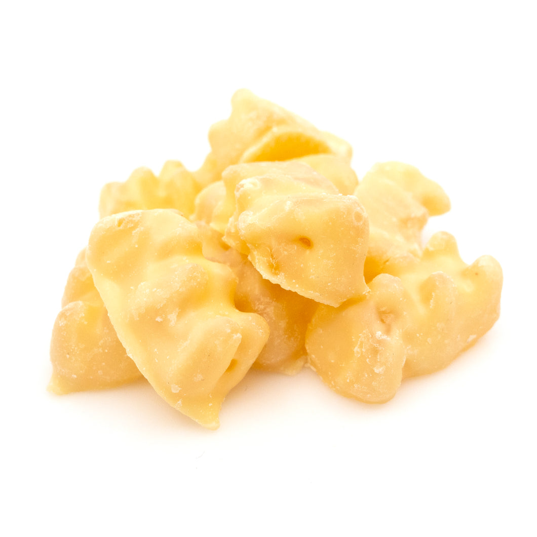 (NEW) White Chocolate Gummy Bears - Wholesale Unlimited Inc.