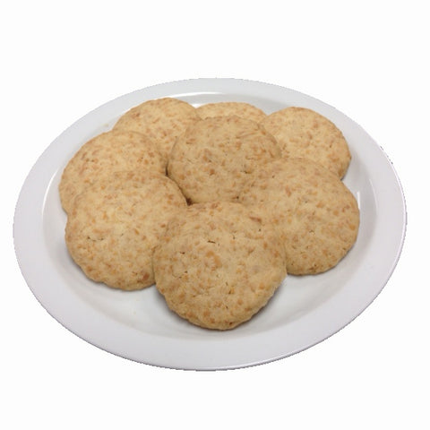 Coconut Shortbread - Wholesale Unlimited Inc.