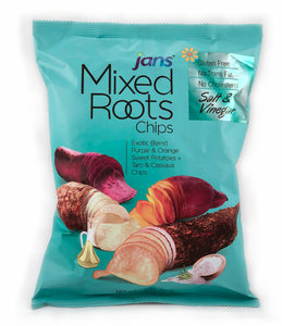 Mixed Roots Chips Salt & Vinegar - Wholesale Unlimited Inc.