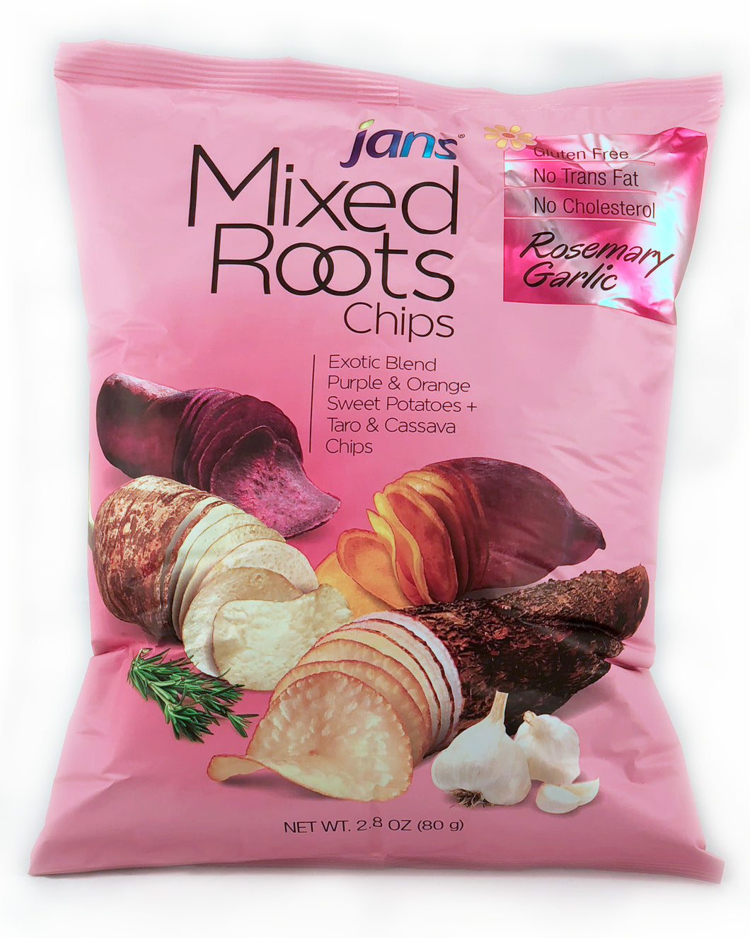 Mixed Roots Chips Rosemary Garlic - Wholesale Unlimited Inc.
