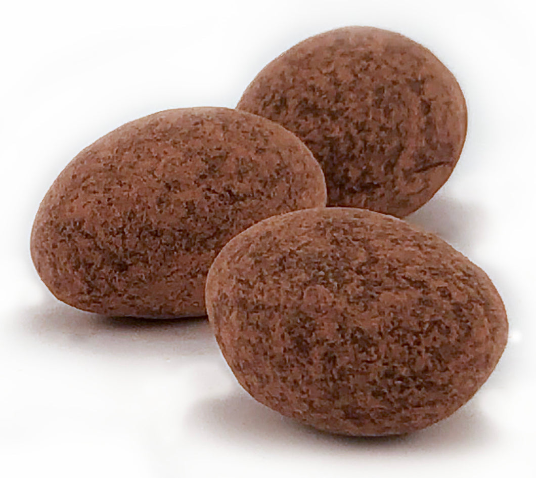 Chocolate Mocha Almonds - Wholesale Unlimited Inc.