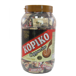 Kopiko Cappuccino Candy - Wholesale Unlimited Inc.