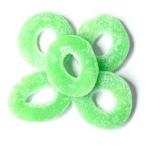 Apple Rings (Gummy) - Wholesale Unlimited Inc.