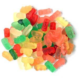Baby Gummy Bears - Wholesale Unlimited Inc.