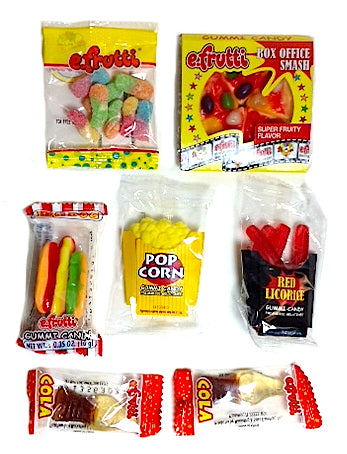Gummy Movie Bag - Wholesale Unlimited Inc.