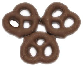 Mini Chocolate Pretzels - Wholesale Unlimited Inc.