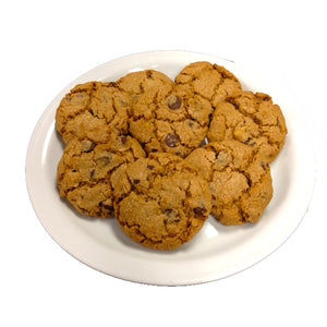 Oatmeal Chocolate Chip Cookies - Wholesale Unlimited Inc.