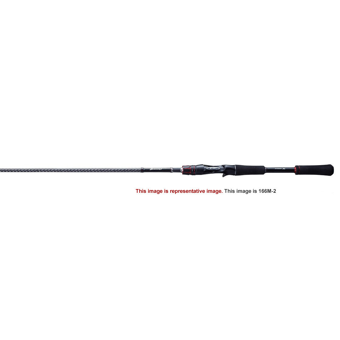 Shimano ZODIAS TECHNICAL 66 SERIES 166ML-2 / 362971 / Bass Rods