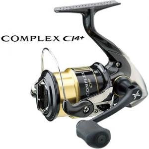 SHIMANO complex CI4 + 2500HGS F4 031044 / Spinning Reels