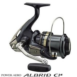 SHIMANO power aero ALBRID CI4 standard specification