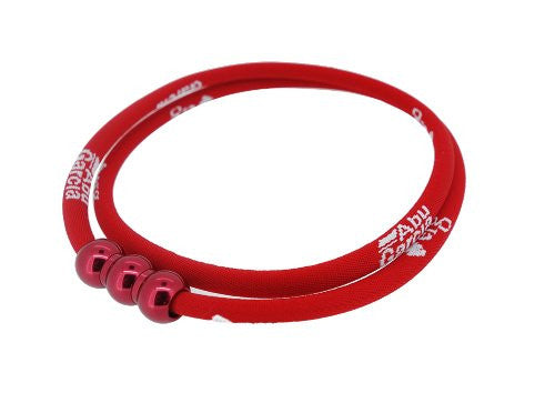 Abu Garcia ergs necklace Abu Garcia model Red L size