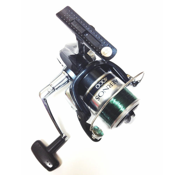 SHIMANO 12 NEW AERNOS 4000 No. 4 yarn with  / 028815 / Spinnig Reels