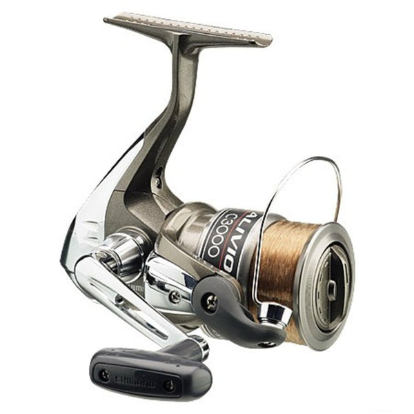 Shimano ALIVIO C3000 2 issue thread with / 027733 / Spinning Reels
