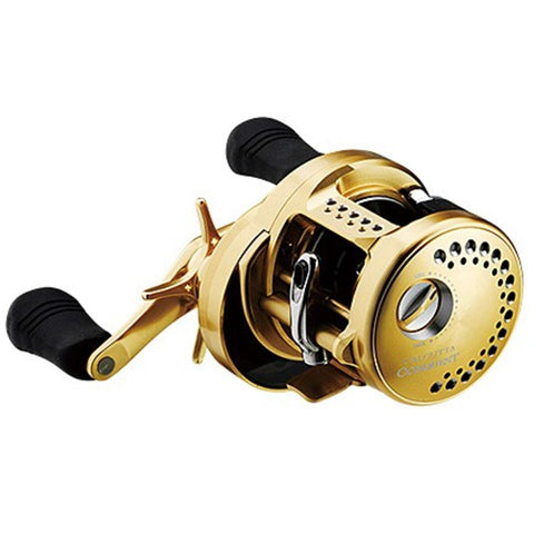 Shimano Calcutta Conquest 14 100 (right) Baitcasting Reels