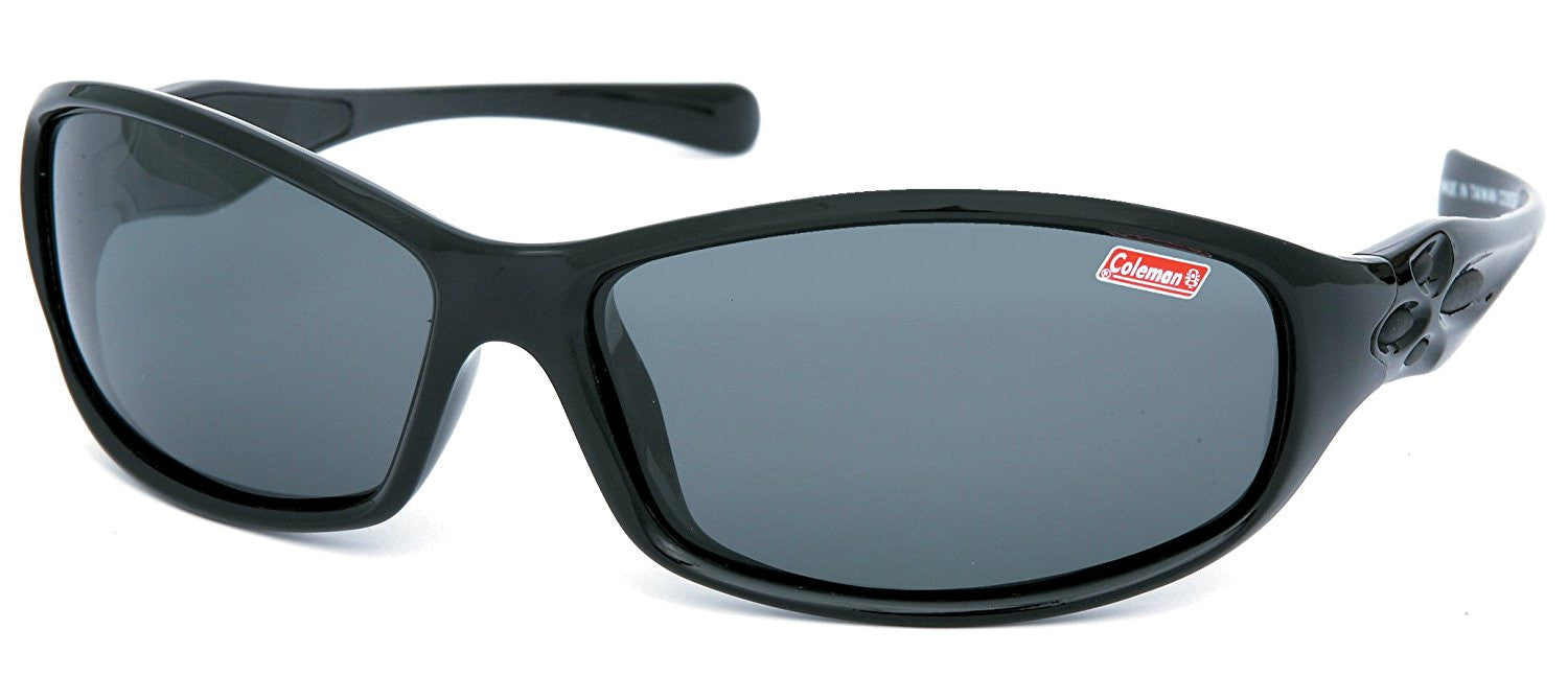 Coleman polarized sunglasses black CO3033-1