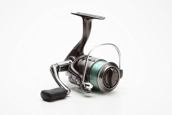 Abu Garcia Cardinal S2000 yarn with Spinning Reels
