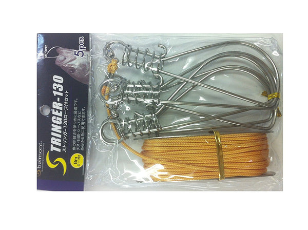 Belmont MP-092 stringer 130 with rope set 5p
