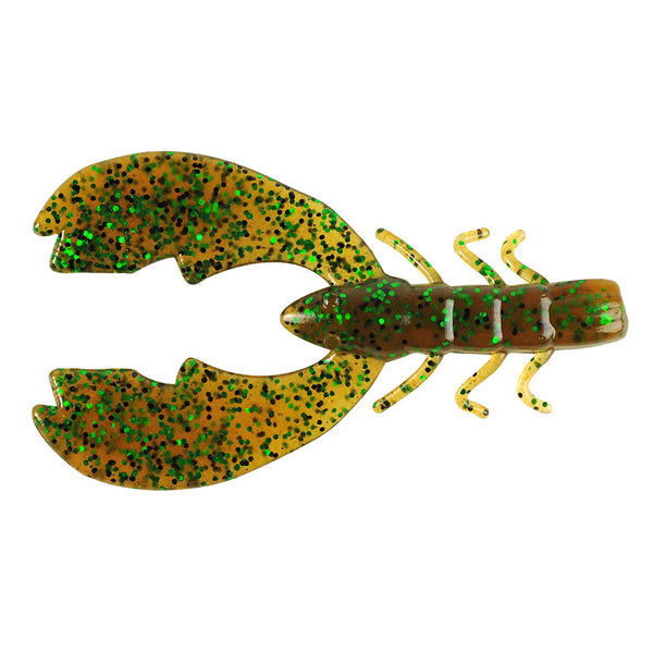 Berkley Chiga Row 4 inches  / Pumpkin green F