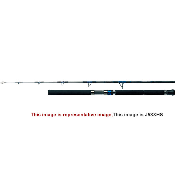 DAIWA SALTIGA AIR PORTABLE J58XXHS / 957656 / Jigging Casting Rods