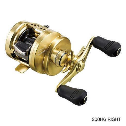 Shimano reel 15 Calcutta Conquest 200HG right / 034397 / Baitcasting Reels