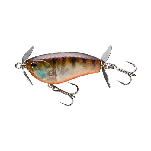 Ams design (ima) lure Helips Grande # HPG - 004 Brown Flash Gill 040406