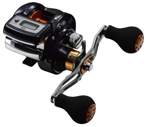 Daiwa 2015 light game X ICV 150H-L / 024310 / Electric Reels