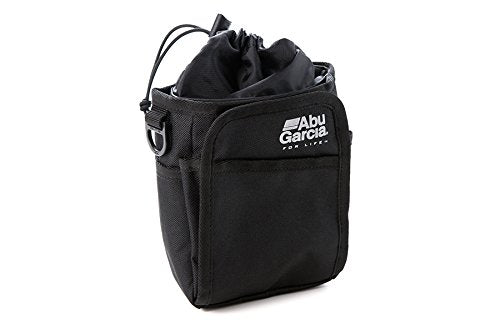 Abugarcia Open Top Pouch (Black)
