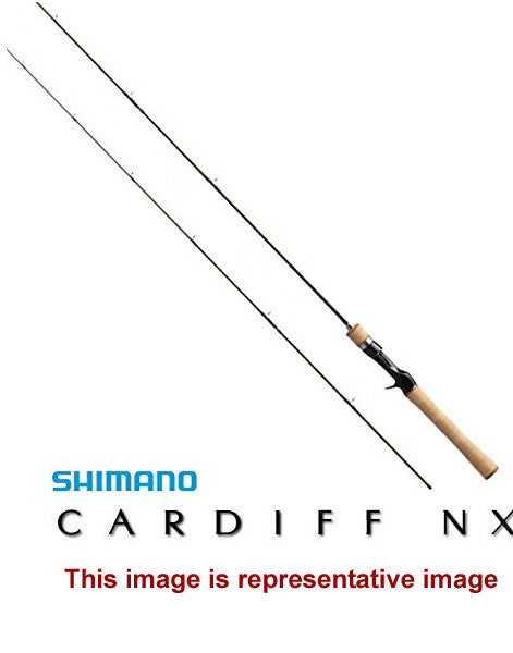 SHIMANO CARDIFF NX B77ML / Trout Rods