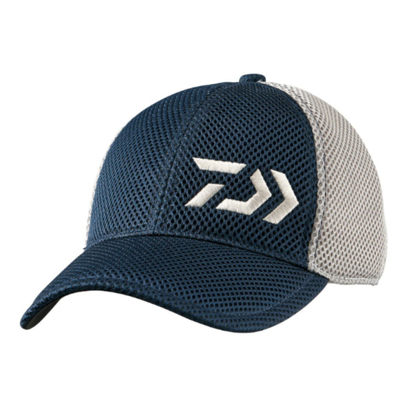 Daiwa Double Russell Basic Cap DC-9207 / Navy × Gray