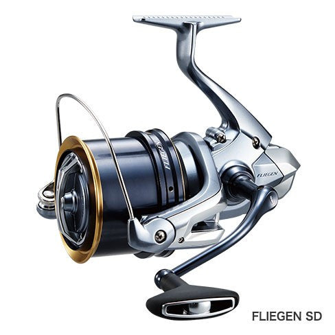 SHIMANO 17 FLIEGEN 35 SD Standard specification / For Cast away fishing Spinning Reels