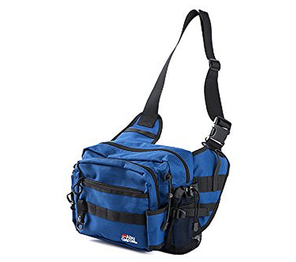 Abu Garcia Abu One shoulder bag 2 (Royal navy)