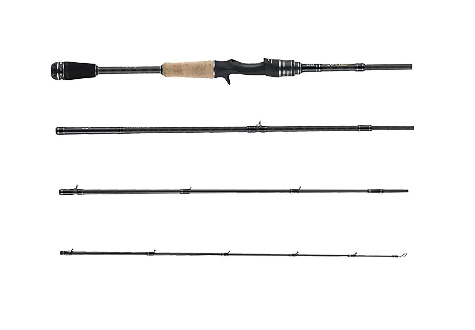 ABGARCIA 2018 Hornet Stinger PLUS HSPC-694ML-BF / multi-piece mobile model / 1477890 / Bass Rods