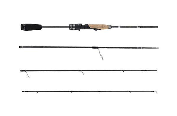 ABGARCIA 2018 Hornet Stinger PLUS HSPS-704M / multi-piece mobile model / 1477891 / Bass Rods