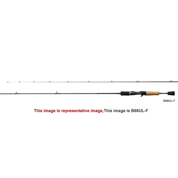 SHIMANO Trout One AS B60SUL-F / 379283 / Trout Rods