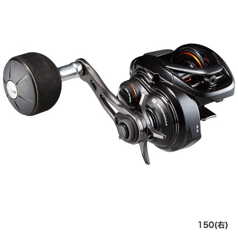 SHIMANO 2018 BAY GAME 150 right handle / 038685 / Baitcasting Reels