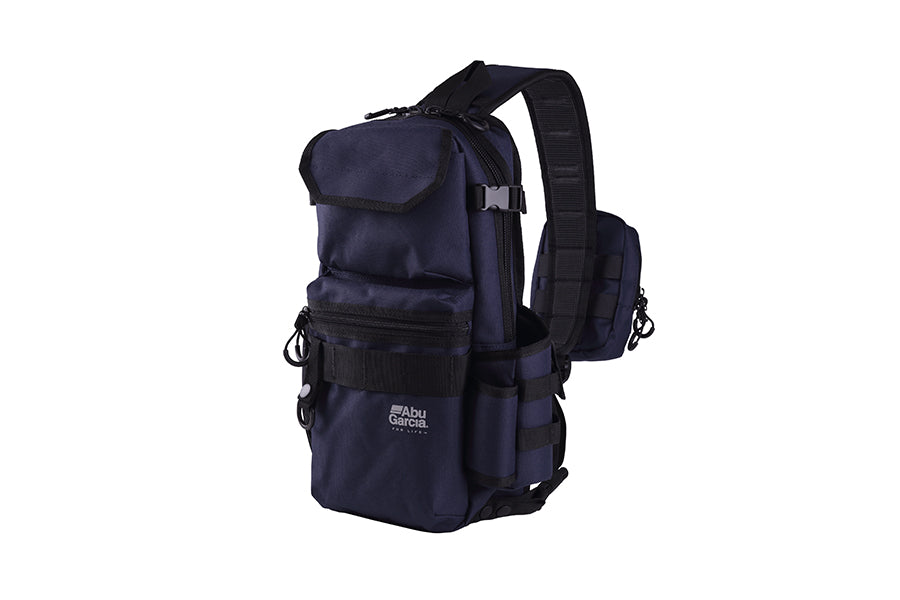 Abu Garcia One-shoulder bag Sling body bag Navy