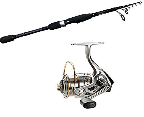 Berkley Pack Rod Spinning Galp Stick Casual GSS-806ML (With reel)