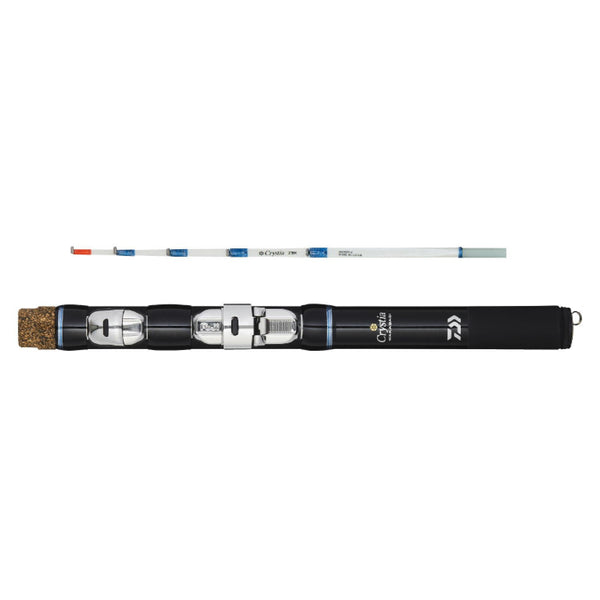 DAIWA CRYSTIA WAKASAGI Rod 21: BLACK / 142311 / Surf smelt Rods