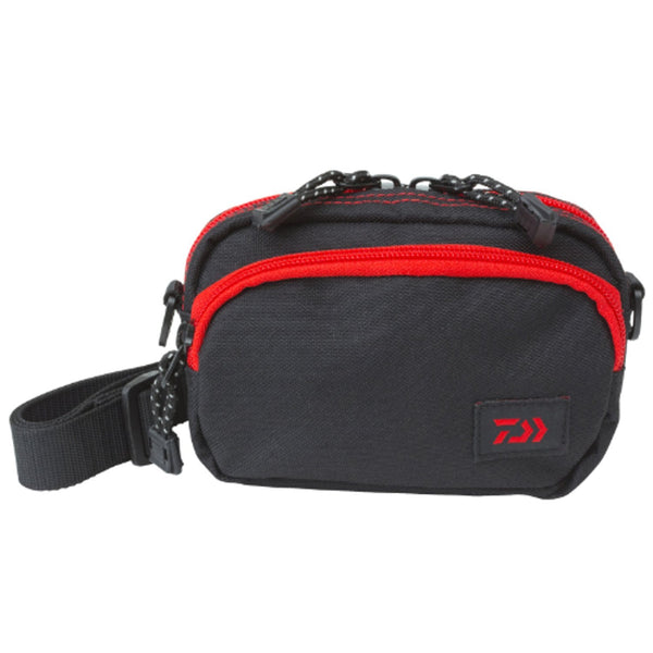 Daiwa Tackle Bag Light Pouch (A) Black