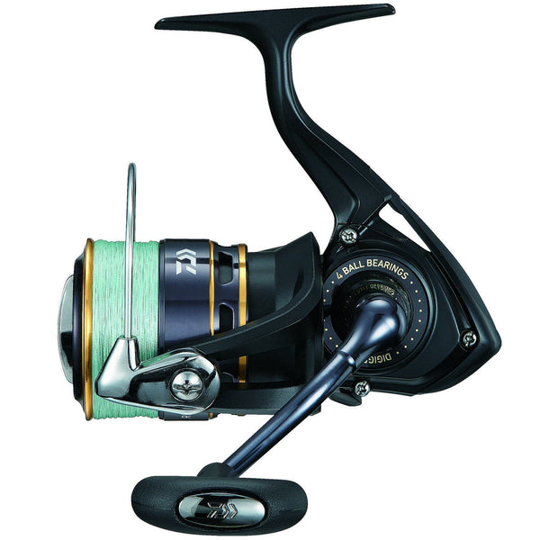 Daiwa 16 Regal / 2004H with PE / 084727 / Spinning Reels