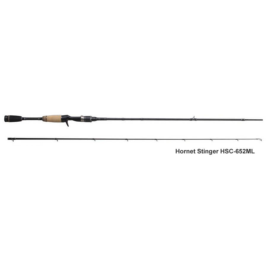 Abu Garcia HORNET STINGER HSC-652ML MGS Bass Rods
