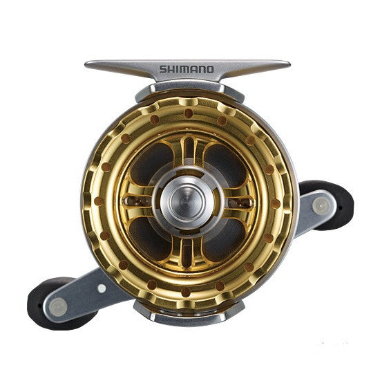 SHIMANO 2012 Seihakou 60 Gold 029249 Both axes Reels