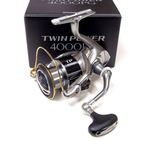 SHIMANO 15 twin power 4000PG 033741 Spinning Reels