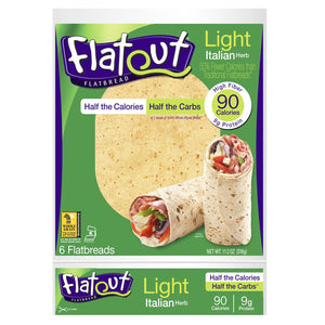 Flat-out Wrap - Light Italian Herb