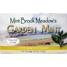 Tea-Mint Brook Meadows-Garden Mint